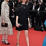 Sofia Coppola showed off her stems on the Grace of Monaco red carpet.