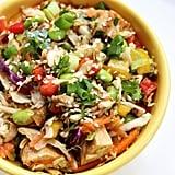 Asian Chicken Edamame Salad