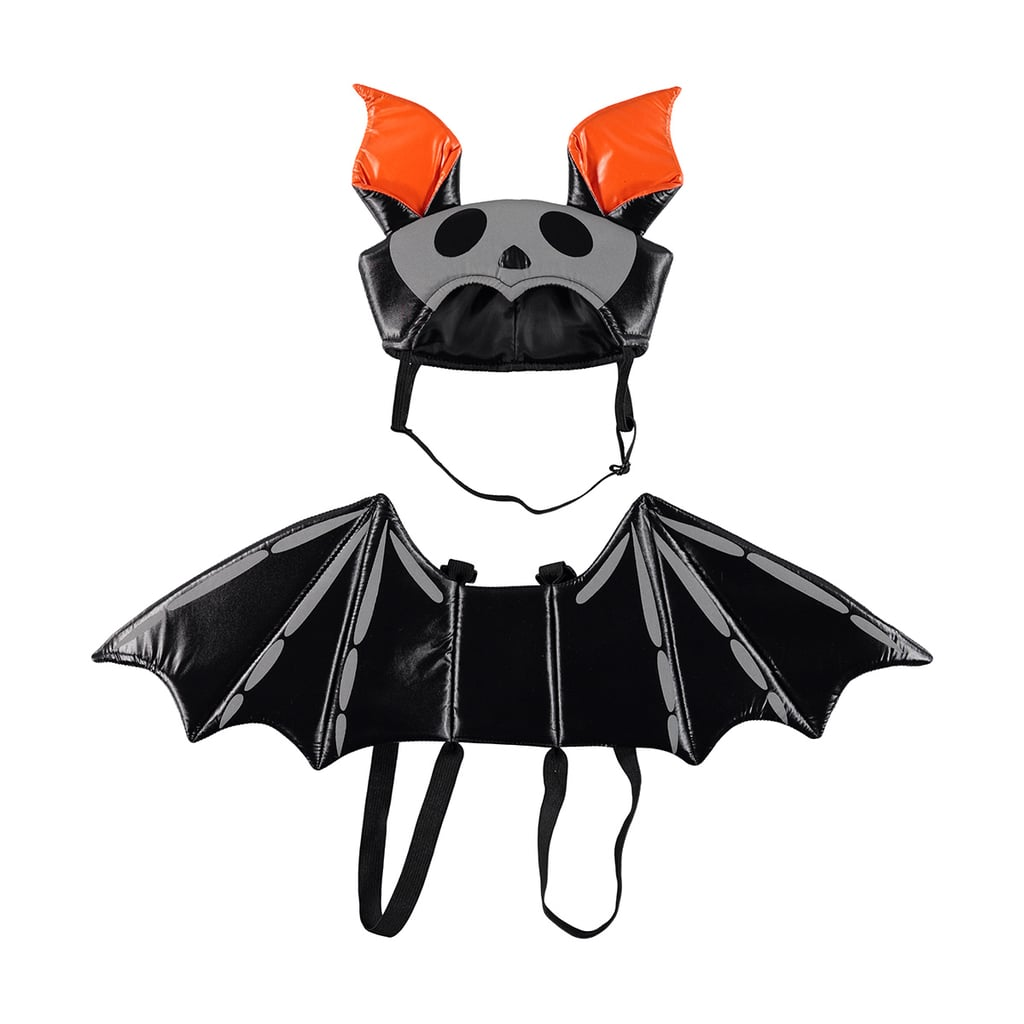 Kmart Bat Pet Costume ($7) | Kmart Australia Pet Halloween ...