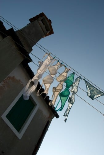 Energy-Conscious Homeowners Hung Out to Dry