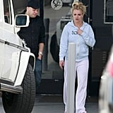 Britney Spears Rolls Back to the Studio and Shares Another Song Teaser
