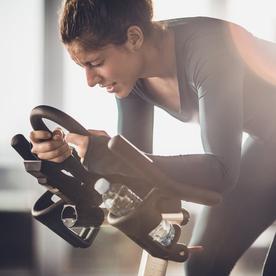 What to Do If You're Not Ready For an Advanced Workout Class