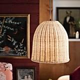 Rattan Pendant Light by Drew Barrymore Flower Home