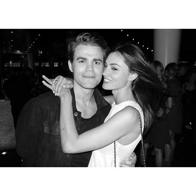 Paul Wesley And Phoebe Tonkin Hookup 2018
