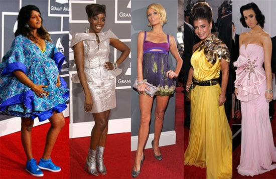 Who Do You Think Was the Worst Dressed at the Grammys?