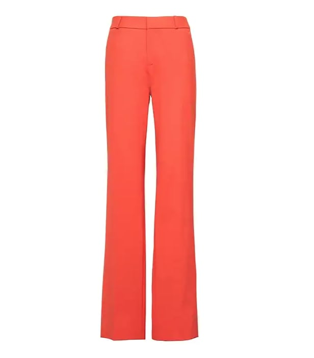 Logan Trouser-Fit Machine-Washable Italian Wool Blend Pant