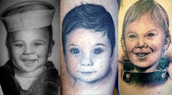 Tattoos of Tots: Kid Friendly or Are You Kidding?