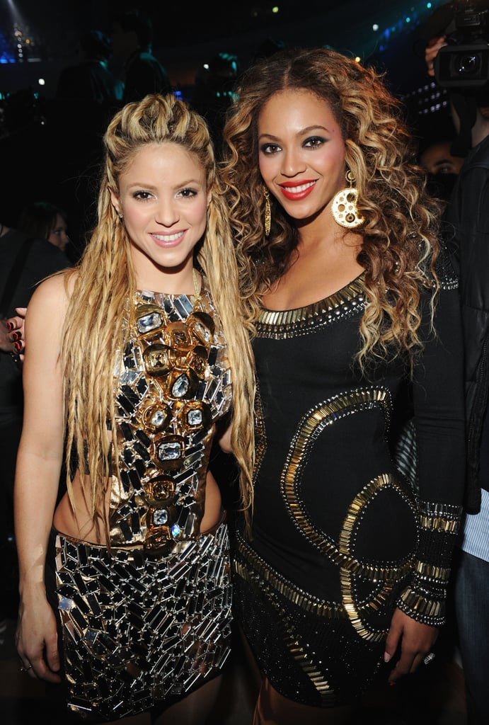 Shakira Collaborations With Other Artists