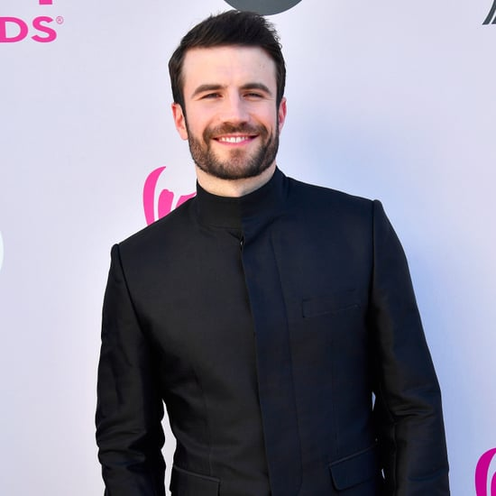 Sam Hunt at the 2017 ACM Awards