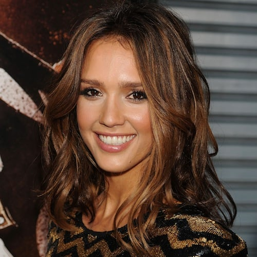 Jessica albas hair and makeup over the years popsugar beauty urmus Images