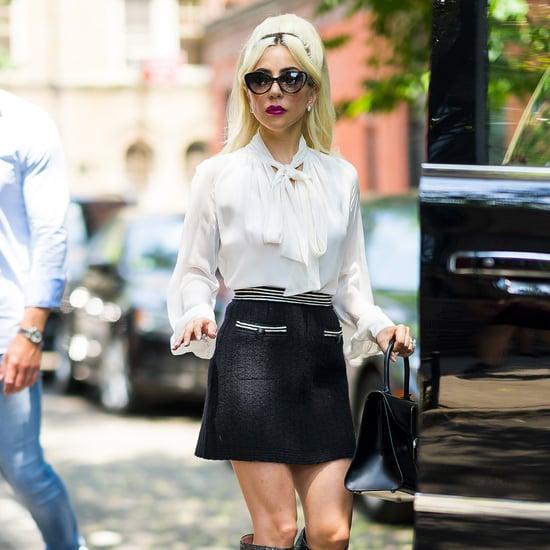 Lady Gaga Street Style