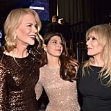 Pictured: Nicole Kidman, Marisa Tomei, and Rosanna Arquette