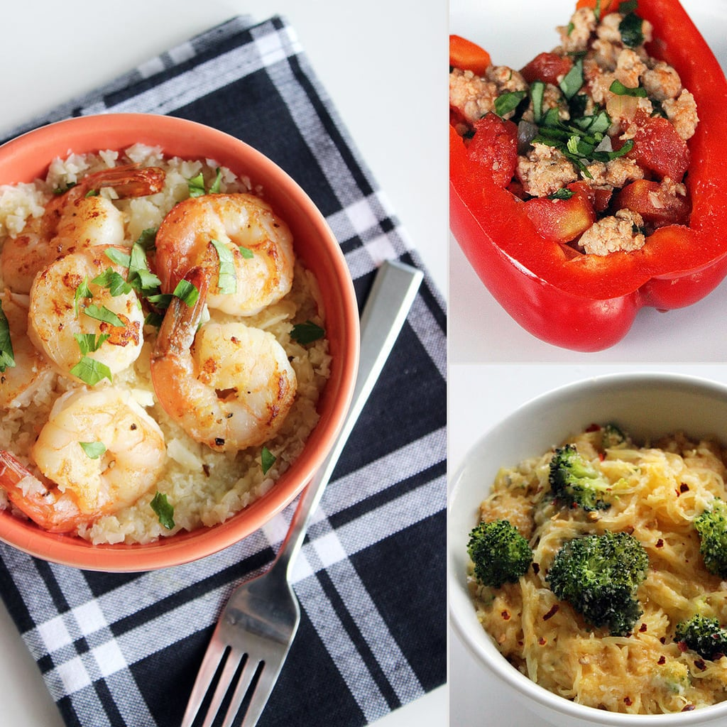 Recipes for Low-Carb Dinner