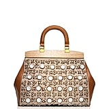 Tory Burch Mirrored Attersee Satchel ($995)