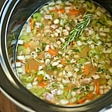 Slow-Cooker Ham and White Bean Soup