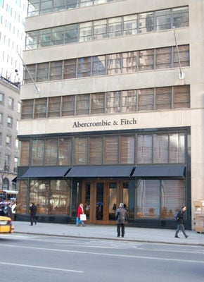 Is Abercrombie and Fitch's Pumping Fragrance Into the Air Safe?