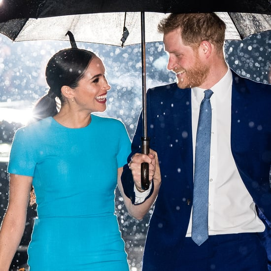 Prince Harry and Meghan Markle's Nicknames For Each Other