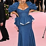Paloma Elsesser at the 2019 Met Gala