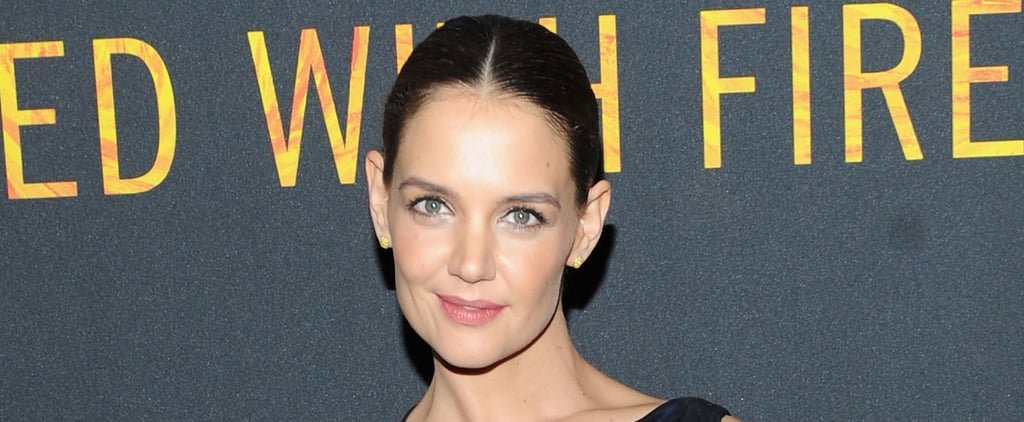 Katie Holmes Looks Hot Enough to Start a Fire on Her Big Premiere Night