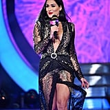 June: Nikki Steamed Up the iHeartRadio MuchMusic Video Awards