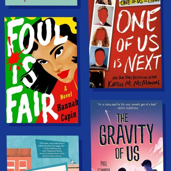 New YA Books 2020
