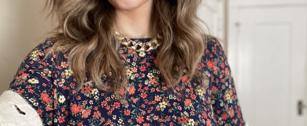 Long-Sleeved Floral Dress at Old Navy | Editor Review