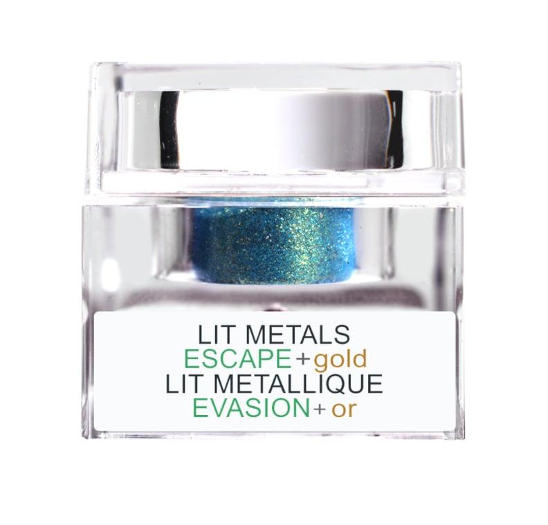 Glitter Makeup For Holidays Popsugar Beauty