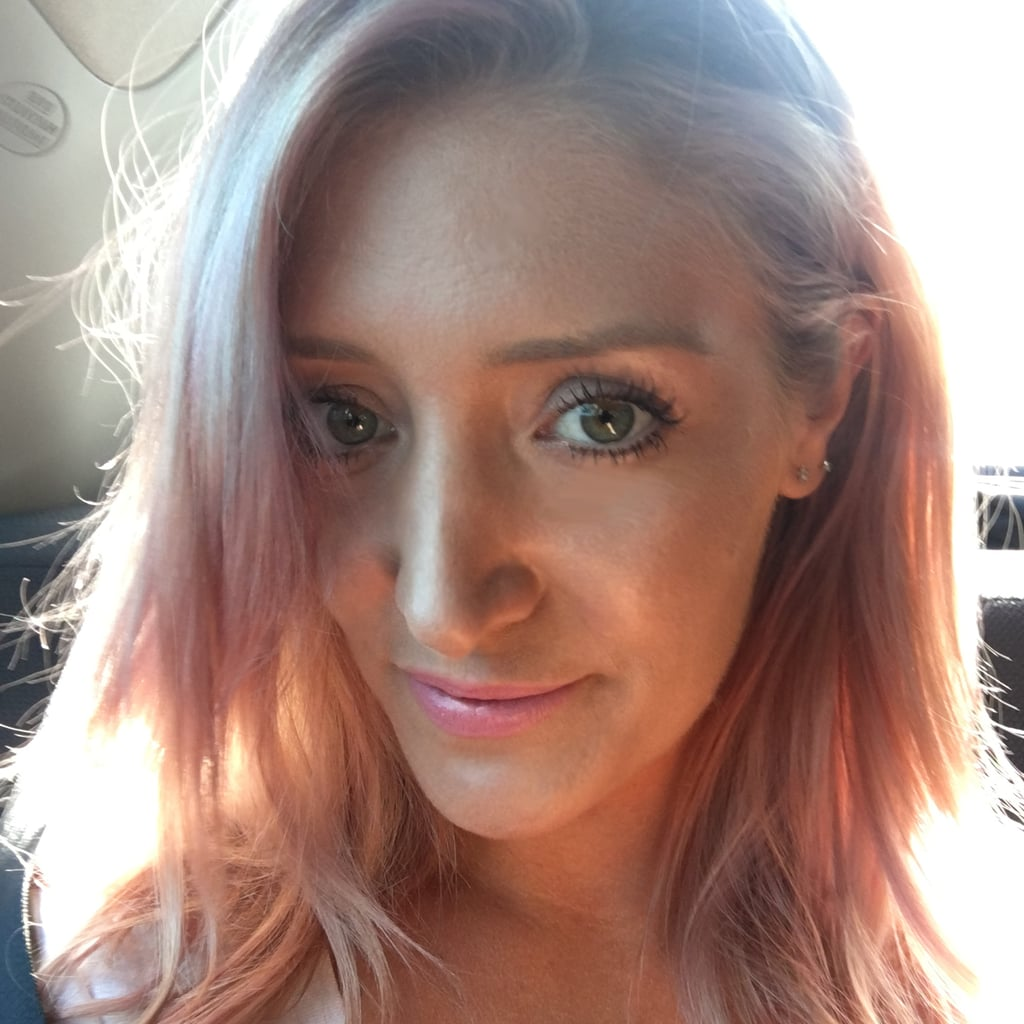 How To Get Rose Gold Pink Hair Popsugar Beauty Australia