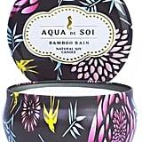 Forever 21 Aqua De Soi Bamboo Rain Candle