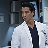 Will Yun Lee as Dr. Park