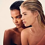 Doutzen Kroes and Liya Kebede