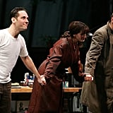 Paul Rudd joined Julia Roberts and Bradley Cooper for April 2006's Broadway production of Three Days of Rain.