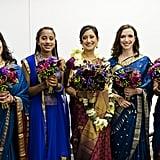 The Sari Show-Off