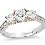Disney Cinderella Diamond Three Stone Engagement Ring