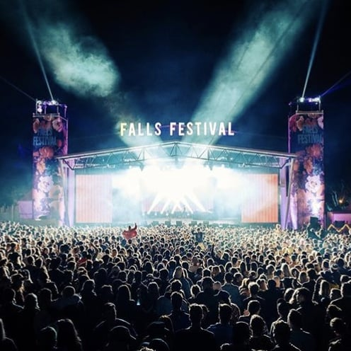 This Year's Falls Festival Lineup Is Finally Here and It's Set to Be Huge