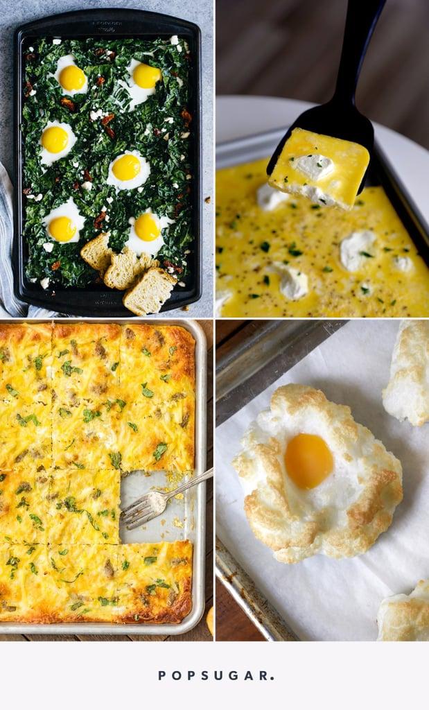 Sheet-Pan Eggs Recipes
