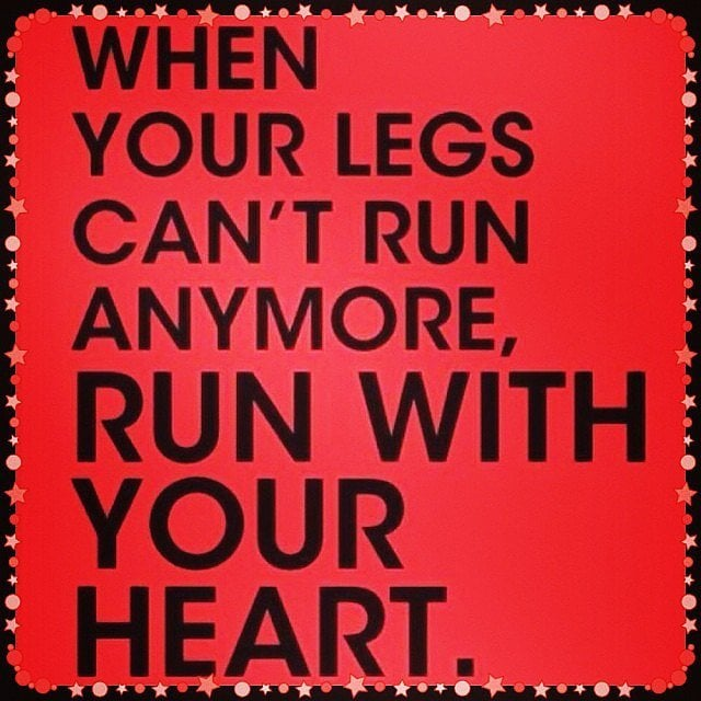 inspirational quotes for runners popsugar fitness