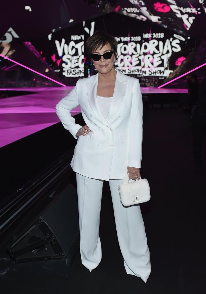 986913b133 Kris Jenner at the 2018 Victoria s Secret Fashion Show