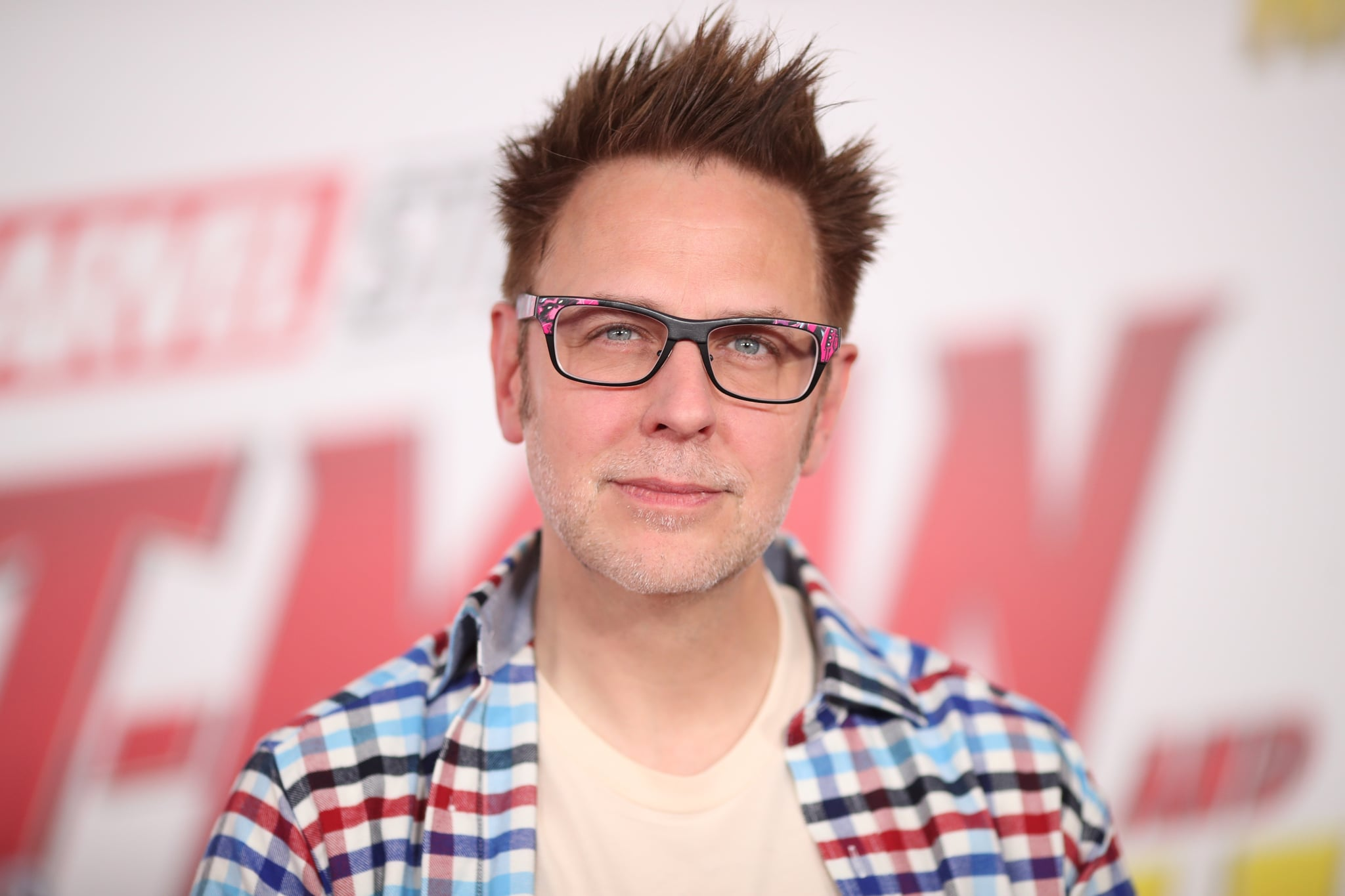 LOS ANGELES, CA - JUNE 25:  James Gunn attends the premiere of Disney And Marvel's