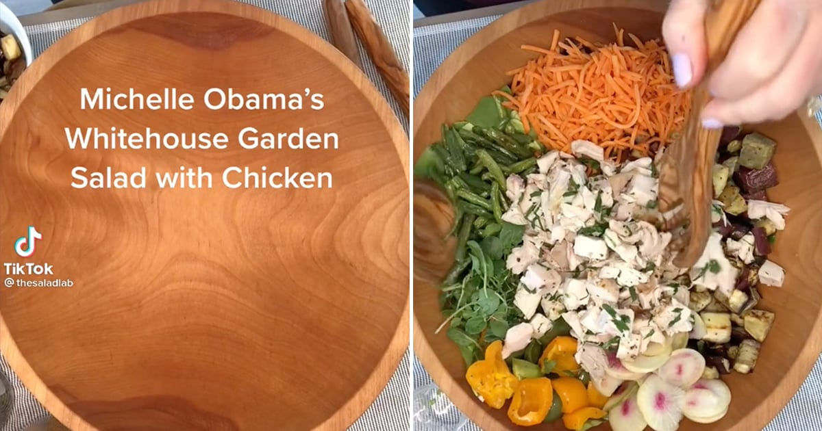 This TikToker Re-Creates Salads Inspired by Celebrity Recipes and Restaurant Favorites