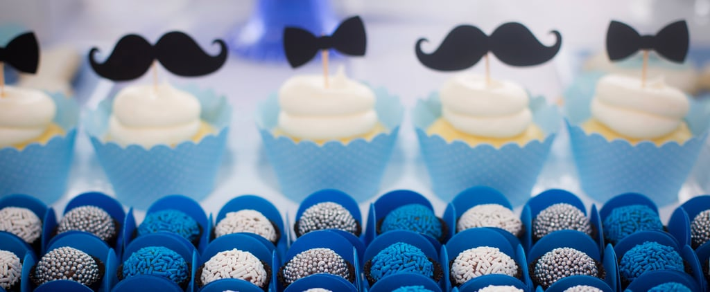 Mustache-Themed Birthday Party Ideas