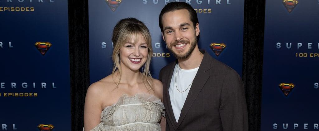 Melissa Benoist and Chris Wood Welcome Their First Child