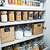 Get Rid of Ugly Product Packaging to Elevate Your Pantry