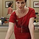 Joan Harris Then