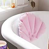 Seashell Bathtub Neck Pillow