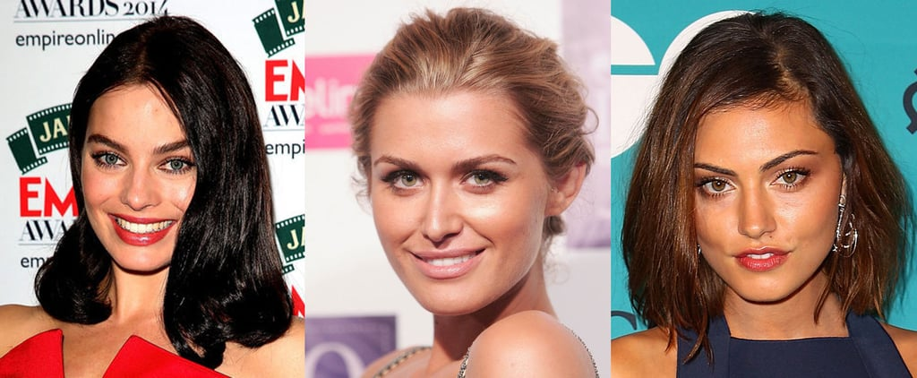 Celebrity Hair, Makeup & Beauty Inspiration for Fashion Week
