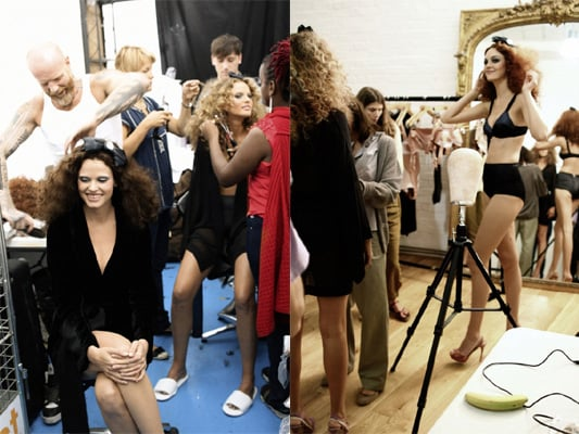 Sonia Rykiel for H&M Backstage, Yves Saint Laurent Leather Jumpsuit, ASOS