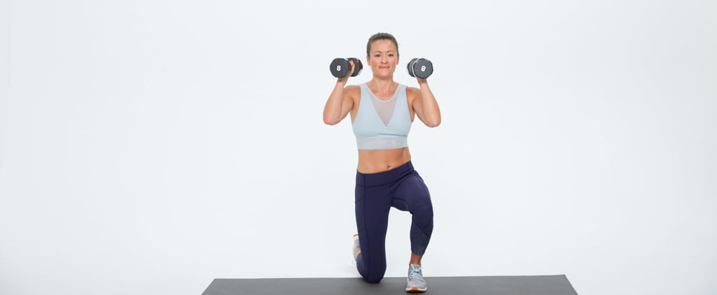Full-Body Workout With Weights