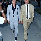 Matt Bomer and Husband Out in LA August 2016