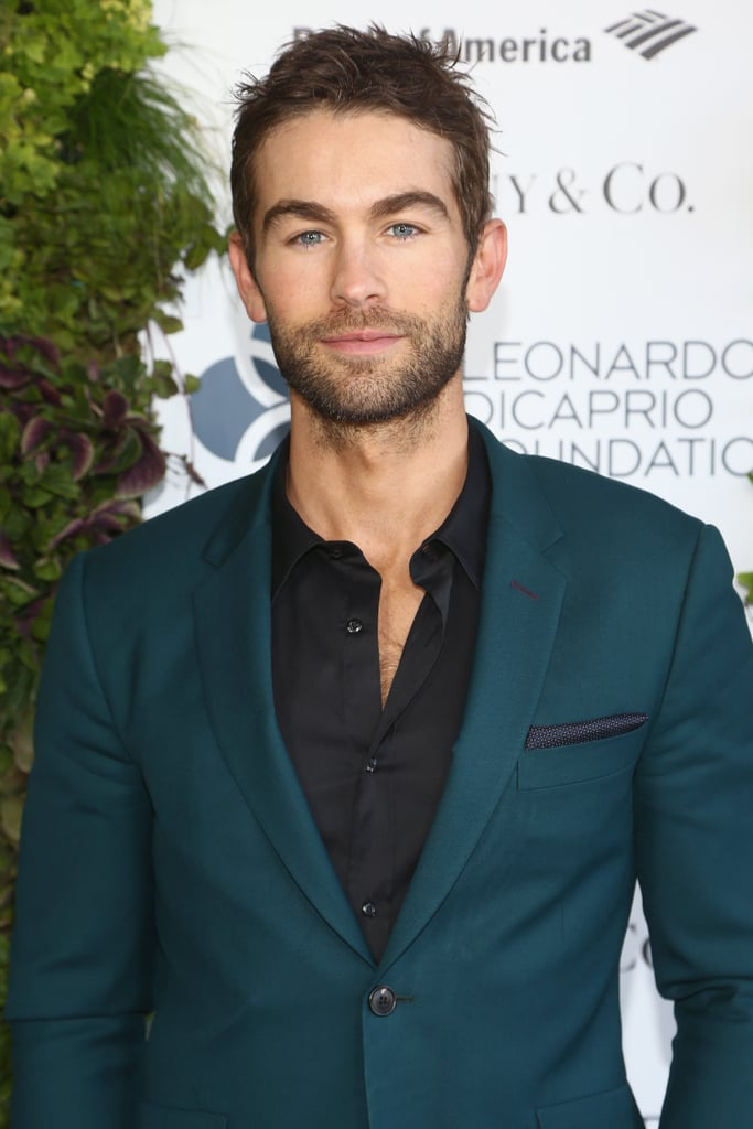 Chace Crawford first caught our attention when he played Nate Archibald on Gossip Girl, but lately his roles have been the complete opposite of the Upper East Side playboy. In addition to playing Tex Watson in the upcoming Charles Manson biographical drama Charlie Says, the 33-year-old is set to star on the dark superhero drama on Amazon, The Boys. While his acting career has certainly evolved over the years, one thing that has remained is his swoon-worthy good looks. Whether he's piercing our hearts with his gorgeous eyes, or he's giving us a smirk on the red carpet, these photos will make you Team Nate all over again.       Related:                                                                                                           Gossip Girl: Where Are the Stars Now?